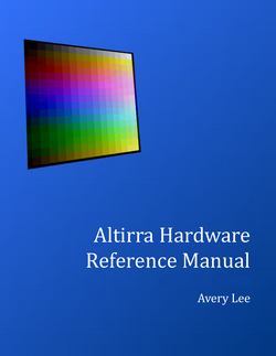 Altirra hardware reference manual