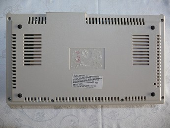 PAL Atari 800XL Bottom #1