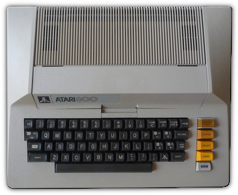 Atari 800, PERITEL Version (for SECAM countries)