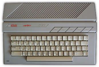 Atari 65XE, 'Star' Arabic PAL Version